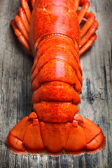 .Lobster tail