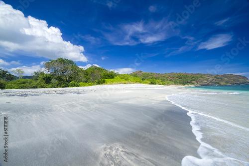 Poster Deserted beachi