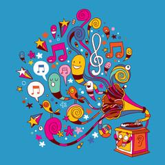fun gramophone