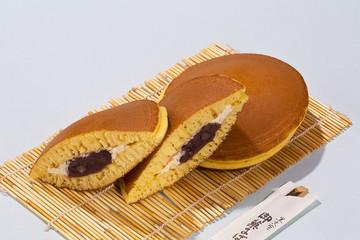 三笠焼き・和菓子