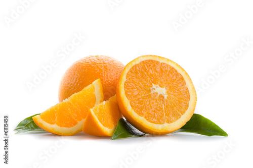 canvas print picture Orangen