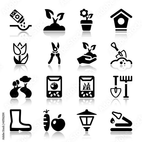 garden iconset with reflex 2