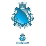 Royalty Badge poster