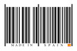 Spain Barcode