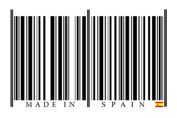 Spain Barcode