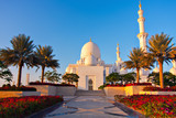 Abu Dhabi, UAE. Sheikh Zayed Grand Mosque