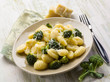 gnocchi with broccoli