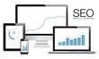 Search Engine Optimization (SEO) concept vector