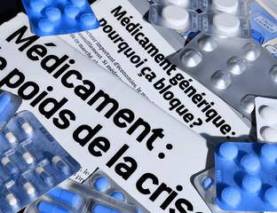 industrie pharmaceutique et génériques,médecine