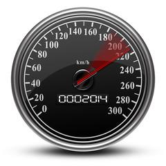 Tacho, 2014, Speedometer