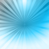 Blue background abstract vector