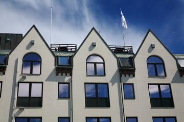 alesund citta della norvegia municipio