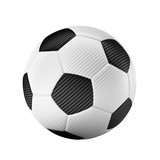 3D Classic Soccer Ball isolated - Sports - Game - Worldcup