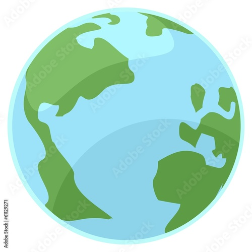 World sticker