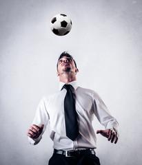 footballer businessman