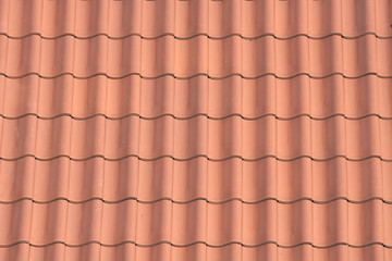 Pattern Orange tiles- Image for background.
