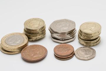 English Coins