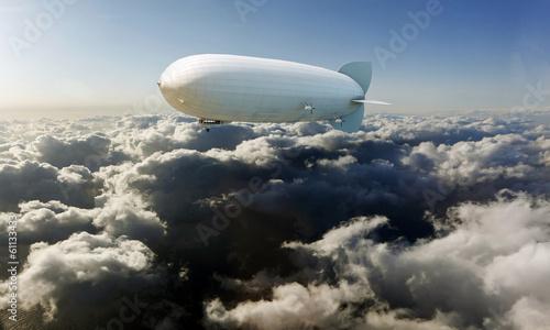 Leinwandbild Motiv airship