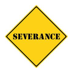 Severance Sign