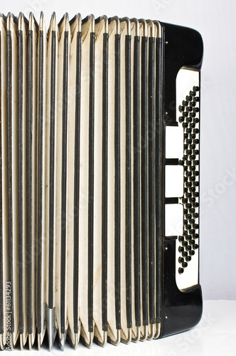 Accordion bellows
