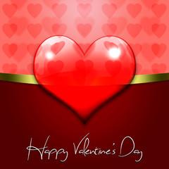 Valentins Tag Hintergrund
