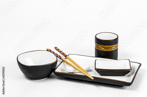 Japanese Sushi dish set