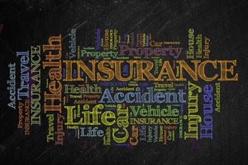 insurance blackboard