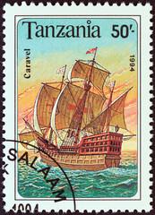 Caravel (Tanzania 1994)