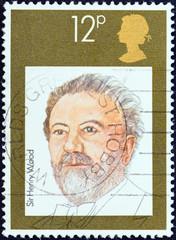 Sir Henry Wood (United Kingdom 1980)