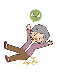 高齢者の転倒骨折