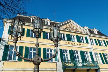 historisches Postamt in Bonn