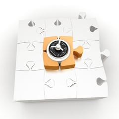 safe - puzzle