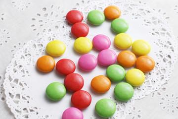 粒状 チョコレート