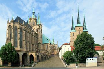 Dom St. Marien und Kirche St. Severi Erfurt