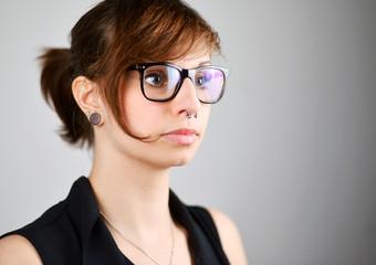 female Nerd Profile