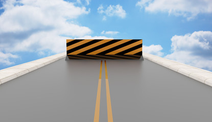 Highway to heaven blocked