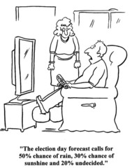 Election forecast