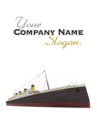 Titanic's profile