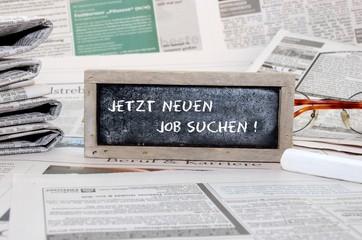 Jetzt neuen Job suchen
