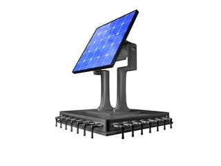 Chip  prozessor Solar Q