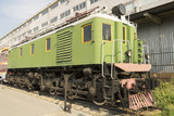 Main electric locomotive made ​​in 1954