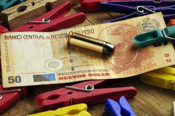 돈세탁 Blanqueo de capitales 洗錢 تبيض الأموال