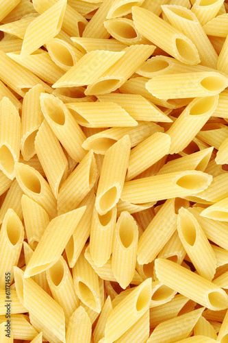 Pasta penne background