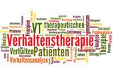 Verhaltenstherapie (Psychologie, Therapeut) poster