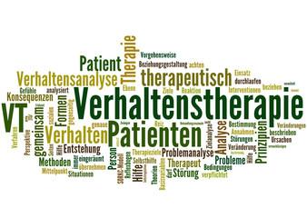 Verhaltenstherapie (Psychologie, Therapeut)