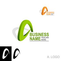 A. Logo