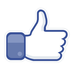 Thumb up symbol