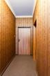 Vintage retro corridor
