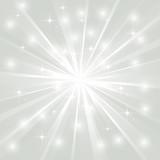 Fototapety Bright sunburst with sparkles
