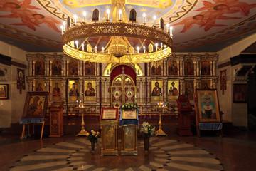 Church on Blood in Honour, Yekaterinburg